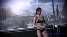 Mass Effect Female Characters Hot | Model change to FemShep? - Mass Effect 3 - Giant Bomb