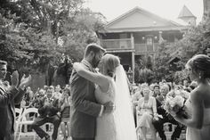 Blush and Grey Wedding at the Brooklyn Arts Center in Wilmington, NC - Southern Bride & Groom