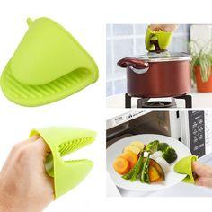 Silicone Kitchen Glove Oven Pot Holder Heat Resistant 13,-