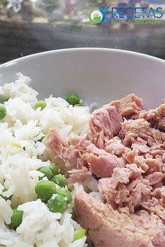 ¡Pierde 3 kilos en 6 días con la #Dieta del atún y el arroz!