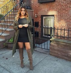 Nadia Aboulhosn, cute outfit