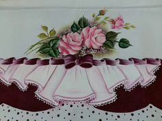 Lace Painting, Russian Folk Art, Pattern, Ideas, Rose Leaves, Owl Art, Painted Curtains, Table Toppers, Needlepoint