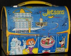 1963 The Jetsons Lunch Box