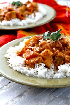 The 15 Best Pumpkin Recipes for Fall | Pumpkin Coconut Fall Curry by Carlsbad Cravings