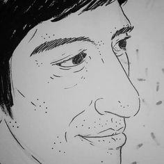 #ink #illustration #illustradraw #instadrawing #instadraw #illustrator #drawing #sketch #sketchbook #moleskine #comics #copicmultiliner #pentelpocketbrush #pentelbrush #penbrush #copicmarkers #copic #cartoon #illustrationdaily #myartwork #drawbyme