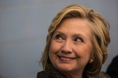 Former Secretary of State, Hilary Clinton will announce her bid for the 2016 presidential race later today. -slide0