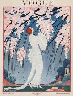 Vogue ~ April 1919