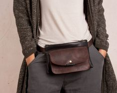 leather fanny pack leather waist bag leather shoulder bag Source by mileypiters Bags leather Leather Bum Bags, Small Leather Bag, Leather Fanny Pack, Brown Leather Belt, Leather Purses, Leather Shoulder Bag, Leather Men, Black Leather, Leather Belts