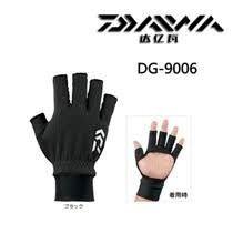 Daiwa DG-9006 Siyah Eldiven L