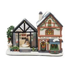 Christmas Village Houses, Christmas Village Display, Christmas Villages, Putz Houses, Easy Christmas Decorations, Festival Decorations, Holiday Decorating, Merry Christmas To All, Christmas Home