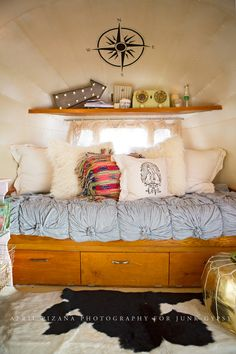 Miranda Lambert's MOM's airstream by MiRANDA and the JUNK GYpsies // APril PIZANA PHOTOGRAPHY