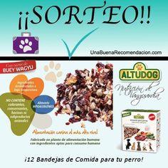 Sorteo Comida Perro  http://www.unabuenarecomendacion.com/index.php/sorteos/5546-sorteamos-comida-para-tu-perro