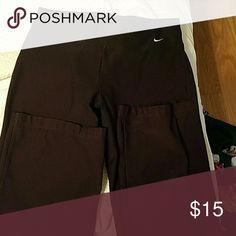 Nike  dry fit pants Black Nike pants 28.5 inseam Nike Pants Track Pants & Joggers