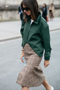 How to be Parisienne: best Paris Fashion Week streetstyle looks - VOGUE Nederland