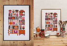 DISPLAY INSPIRATION   Sanna Annukka wows design audiences with bright colours and block prints | Visit Helsinki Blog