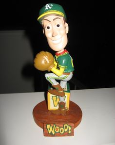 Even Woody from Toy Story is an Oakland A's fan!! #As #OaklandAs