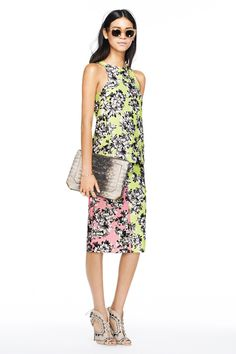 J.Crew | Spring 2014 Ready-to-Wear Collection | Style.com I love this print!