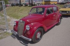 Lancia Ardea Serie IV Nr. 50774 1952 #lancia