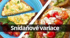 5 tipů na zdravé a vydatné snidaňové pomazánky Guacamole, Baked Potato, Healthy Recipes, Healthy Food, Tacos, Mexican, Baking, Fit, Ethnic Recipes