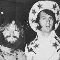 Michael Nesmith & Peter Tork