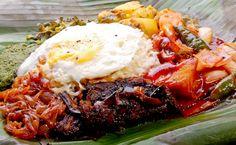 Lamprais, Authentic Sri Lankan Dutch Burgher Cuisine