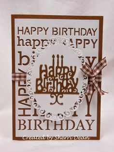 Check out the different versions of a card made with the same dies! http://thecatatemycard.blogspot.com