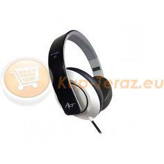 Słuchawki Multimedialne z mikrofonem AP-59A czarne