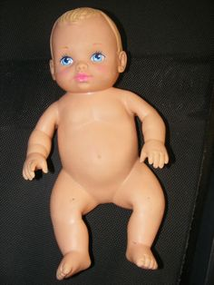 1990 LAUER WATER BABY DOLL