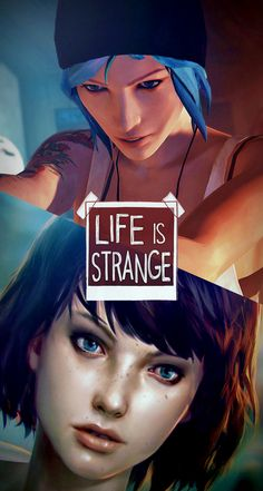 Life is Strange is a game about a tine traveling teen trying to help her old friend find a girl who mysteriously disappeared.
