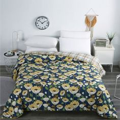 Get Comforters online in India from WoodenStreet at best prices#comforters #bedcomforters #comfortersonline #cottoncomforters #accomforters #summercomforters #bestcomforters Cool Comforters, Comforters Online, Wooden Street, Buy Bed, Cotton Bedding, Double Beds, Comforter Sets, Bed Sheets, Home Furnishings