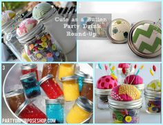 cute as a button party drinks