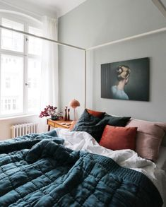 home interior design chic modern ideas Casa Mix, My New Room, Home Decor Bedroom, Design Bedroom, Bedroom Ideas, Diy Bedroom, Modern Interior Design, Contemporary Interior, Room Inspiration