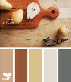 pear tones