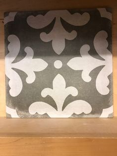 I Loooove That Cement Tile She Used And Speaking Of Was At Robert F Henry Here In Montgomery Yesterday Saw This