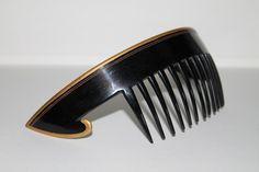 ❤ Original Auguste Bonaz / Art Deco Haarschmuck - Haarreif - Signiert ❤ 13289   eBay