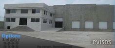 Bodega en renta Tultitlán.  Bodega en renta, con 8000 m2 de superficie de nave útil, 200 m2 de oficinas y con una altura mínima ...  http://tultitlan.evisos.com.mx/bodega-en-renta-tultitlan-id-604498