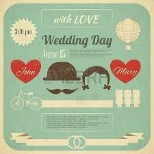 infographic wedding invitation - Google Search