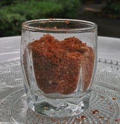How to make Piri Piri spice at home #spicemix #piripirispice