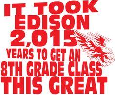 8th Graduation Slogans