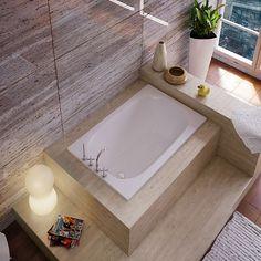 Bette LaBette Steel Inset Bath | Inset Baths | CP Hart