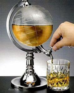 @Rahiem Swann wou kd this, Globe beverage bucket