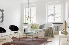 42 square meters studio apartment