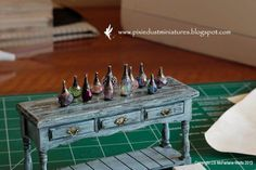 beautiful!  https://www.facebook.com/pages/Pixie-Dust-Miniatures-Quality-dollhouse-miniature-magic/146811252030388