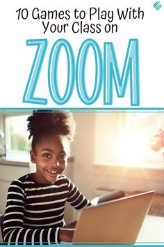 Need some fun and engaging activities to do with your students online? 😃 #remotelearning #zoom Kindness Activities, Fun Activities To Do, Educational Activities, Learning Activities, Family Activities, Kids Learning, Virtual Class, Virtual Games, Online Fun