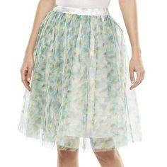 Brand New Lauren Conrad Tutu Skirt Brand New Lauren Conrad for Kohls Cinderella line multi colored skirt. Size medium. New with tags! LC Lauren Conrad Skirts