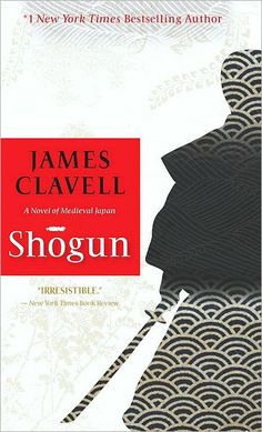 Shogun by James Clavell, never read it but always seemed like a good book just have to find the time.