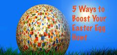 Easter Egg Hunts are a great way to pull families from your community into the real meaning of Easter so check out these 5 ways to boost your Easter Egg Hunt.