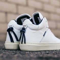 Vintage White One-Ten High-Top #Classic, #Sneakers, #Vintage