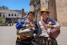 Inca Girls, Cusco, Peru. | Flickr: Intercambio de fotos