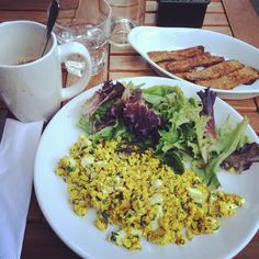 """See 131 photos and 89 tips from 2692 visitors to Siggy's Good Food. """"The perfect brunch spot that serves all naturally grown food with an unending. York Restaurants, Brunch Spots, Brooklyn, Good Food, Eat, Drink, Space, Floor Space, Beverage"""